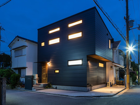 【大阪】 竣工写真撮影 Gハウス