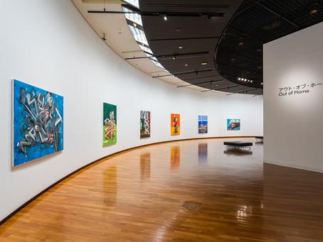 広島市現代美術館 展示記録撮影