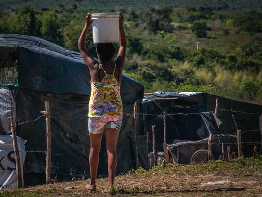 Brasil, o país onde conflito armado por água é considerado comum