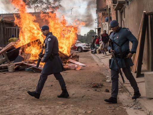 Violência policial aumenta conforme estado perde controle de policiais para Bolsonaro