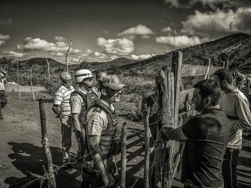 Despejos violentos viram rotina contra camponeses do MST
