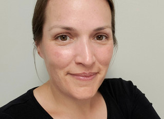 Meet Mary-Clara! On site reflexology to help you reach your health goals!