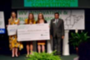 2019 WVIBMC Champion Millions for Medicine Mya Linden Kelly Leonard Sarah Moir