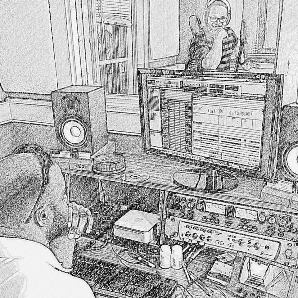 Control Room Sketch