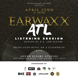 4th Earwaxx Listening Session