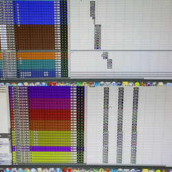Mixing on a song