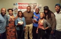 Crew from Nigeria
