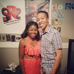 Rob and Yalana Allen