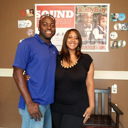 DK and wife Tracy