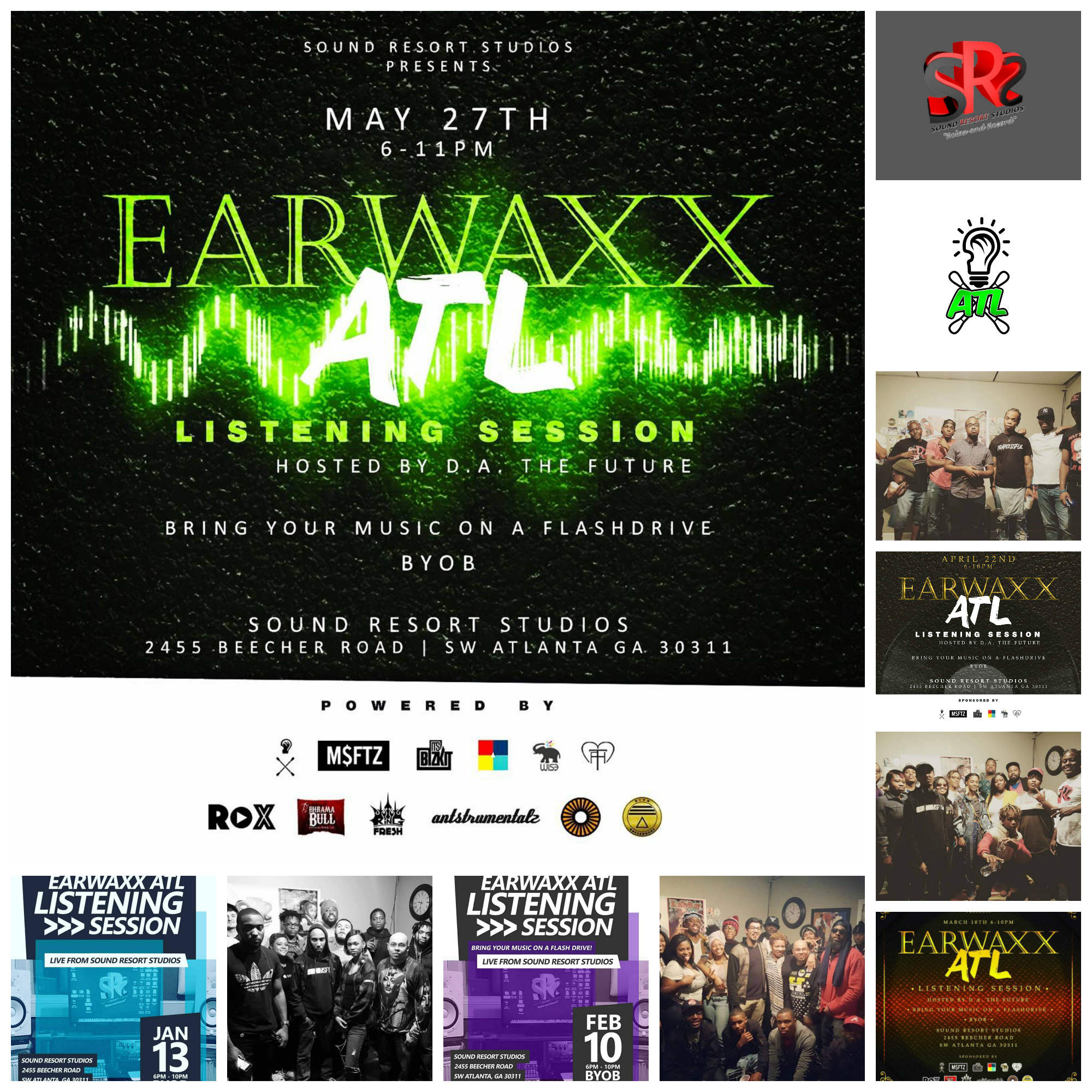 5th Earwaxx Event