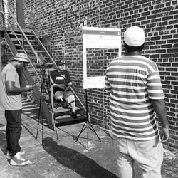 TMI Video shoot 3