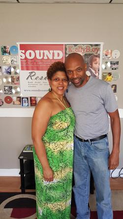 Karen Bryant and William Green