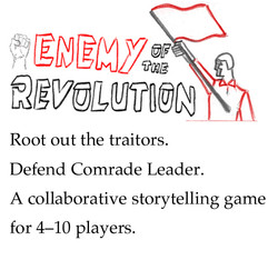 Enemy of the Revolution pitch