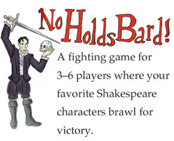 No Holds Bard pitch