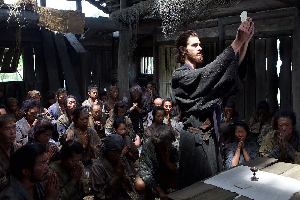 Andrew Garfield in the film adaptation of Silence. Photo: Paramount