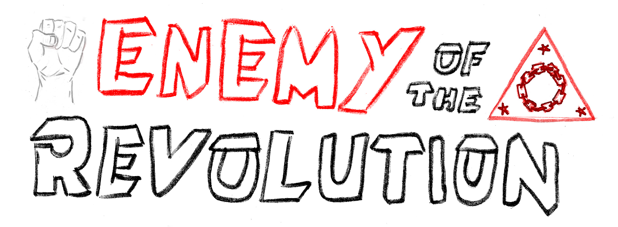 Enemy of the Revolution Logo