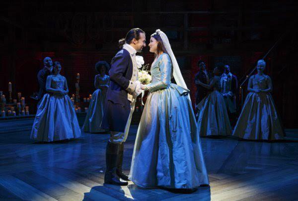 Hamilton and Eliza