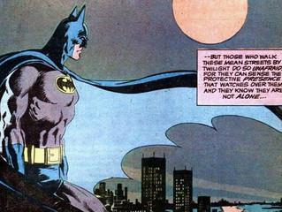 The Compassion of Batman