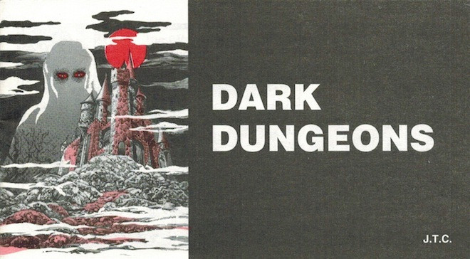 Dark Dungeons Chick Tract cover