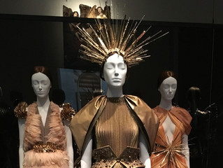Bedecking the Bride of Christ at the Met
