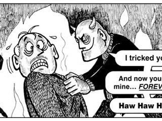 The Twisted Genius of Jack Chick