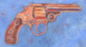 32-caliber Iver Johnson Revolver