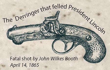 Gun that killed President Lincoln