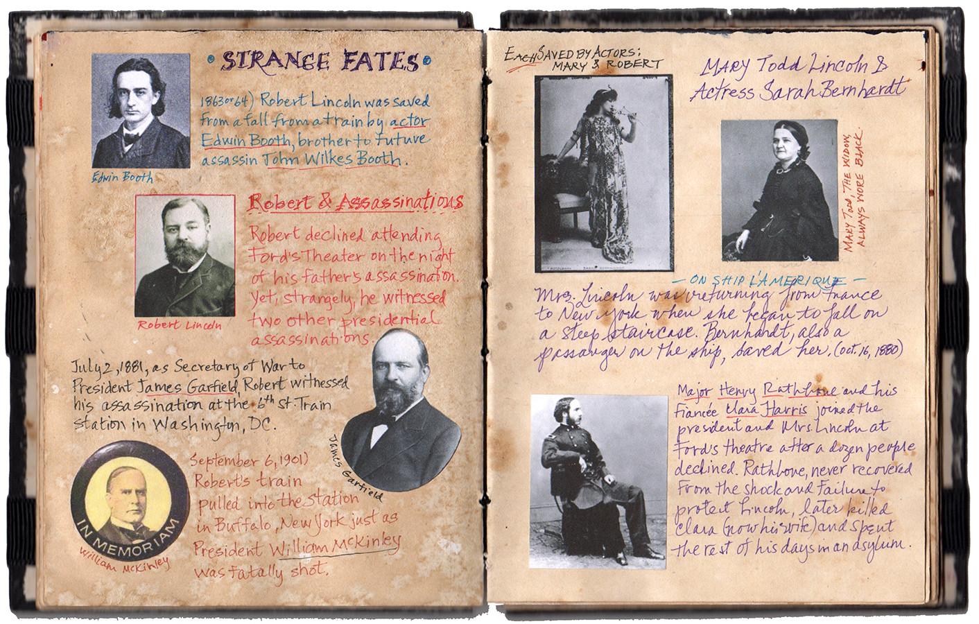 Strange Fates of Lincolns
