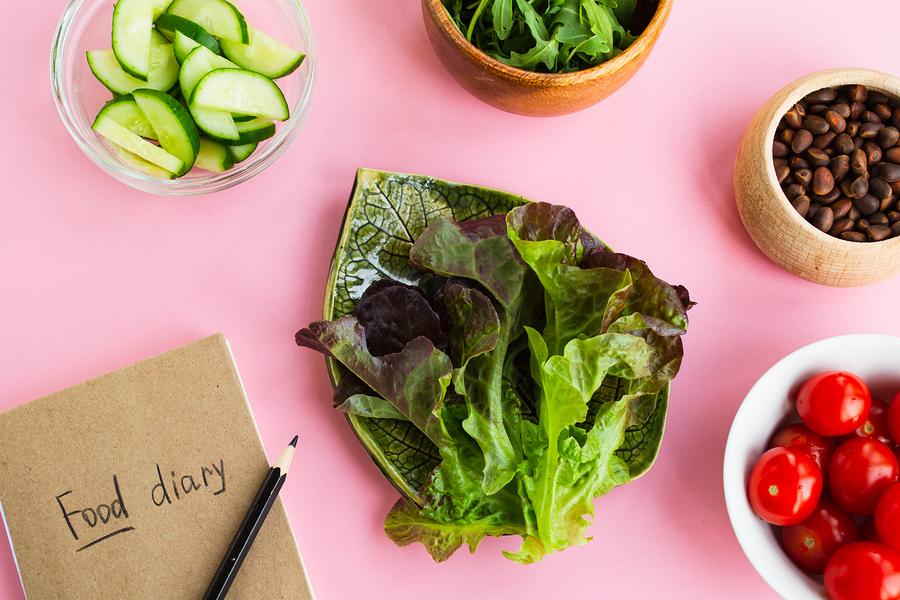 diet diary food journal