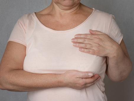 """Breast Self-Exam for a Woman's """"Bosom Buddies"""""""