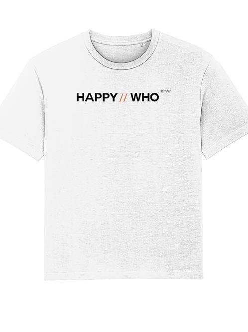 Happy // Who