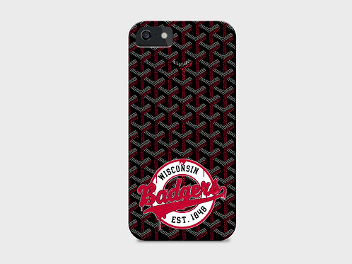 Wisconsin Badgers Phone Case