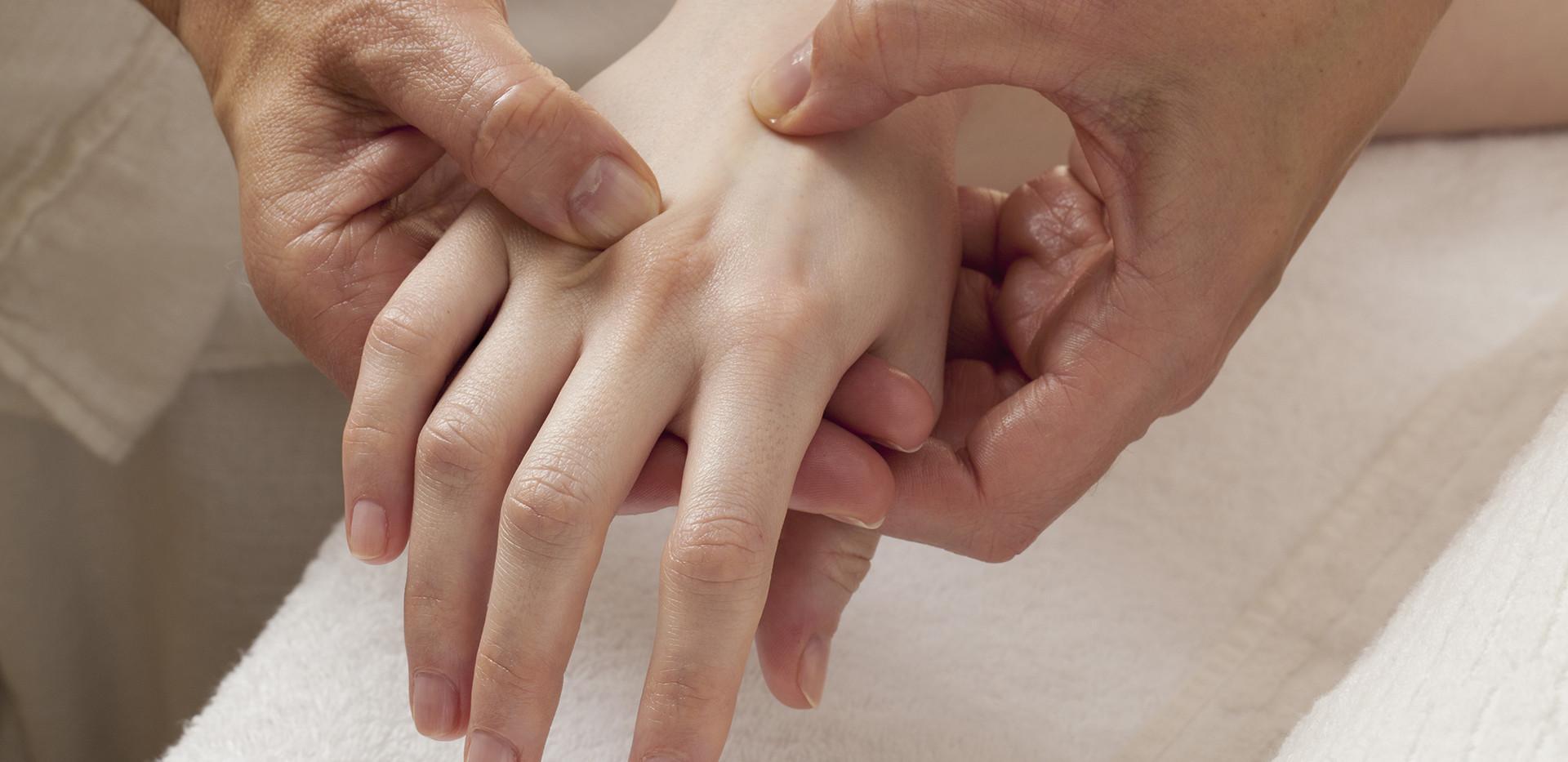 Tryckpunkt massage 2