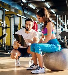 Fitnessstudio Niederprüm fitZone Mitgliedschaft Trainingskarten