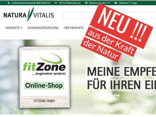 NEU - fitZone Online-Shop - JETZT START-BONUS sichern!
