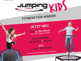 JETZ NEU: Jumping KIDS