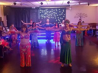 Liverpool bellydance class Mary Orrell Park