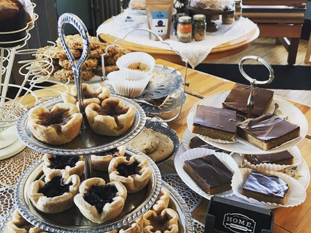 Buttertarts & Squares