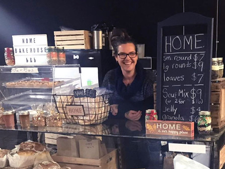 Our Humble Beginnings - Jill at the Mill Market