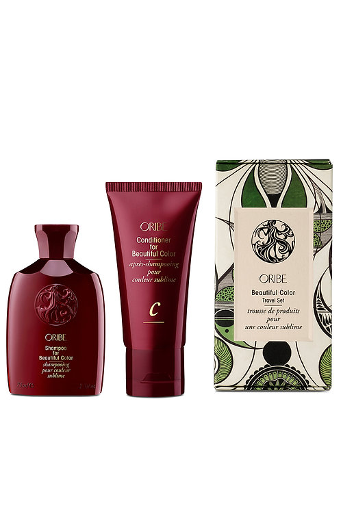 Beautiful colour travel set | Oribe