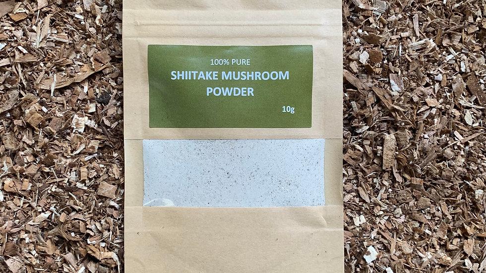 Shiitake powder