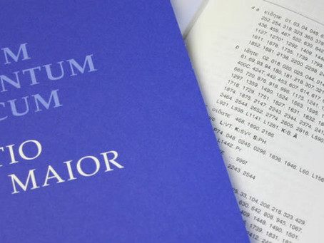 Editing the Editio Critica Maior edition of the Pastoral Epistles
