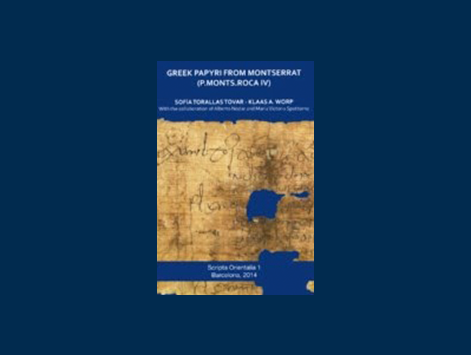 Review of Greek Papyri from Montserrat (P.Monts.Roca IV)