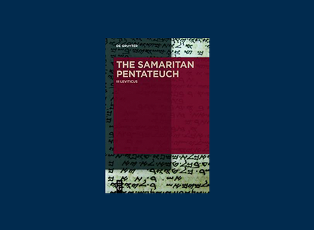 Review of The Samaritan Pentateuch: A Critical Editio Maior