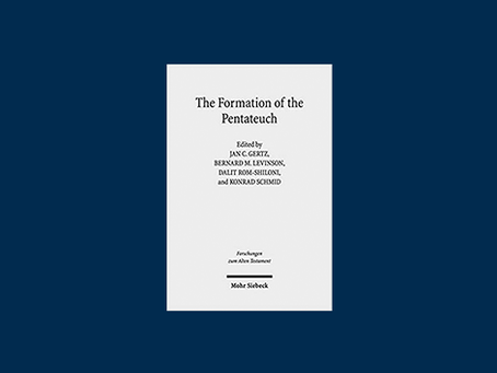 Review: The Formation of the Pentateuch