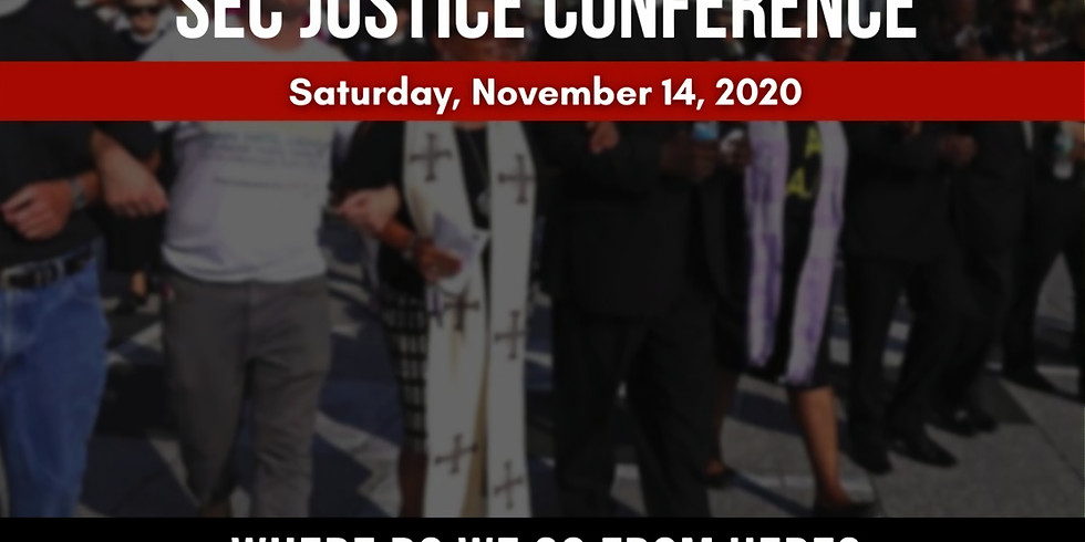 2020 SEC Justice Conference