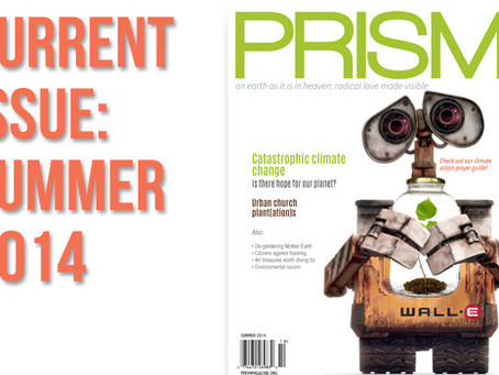 Farewell to PRISM Mag