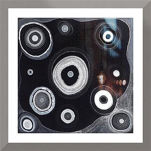 Dark Stars painting as digital print Max