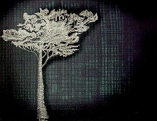Night Tree Drawing Sand laurenson Digita