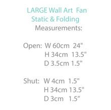 Large Silk and Rosewood Wall Art Fan.jpg